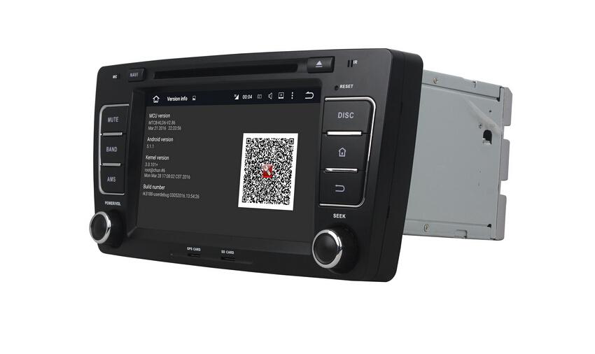 Car DVD Player for Skoda Octavia 2012