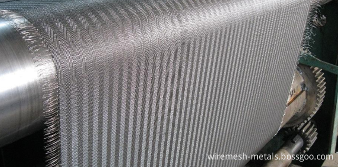 dutch weaving wire mesh