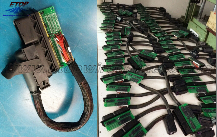 wire assemblies for automobile