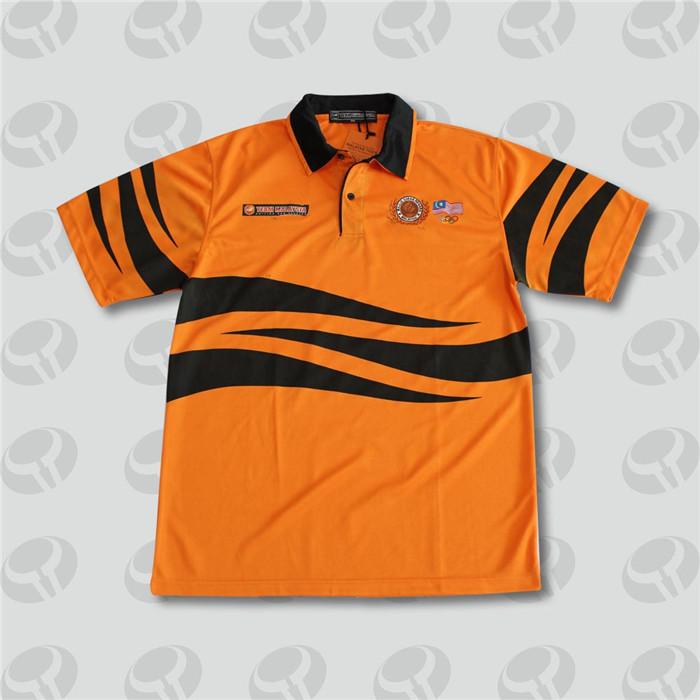 sublimation polo shirts