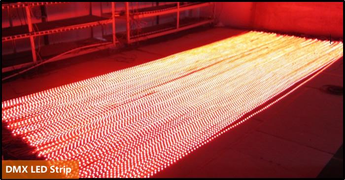 DMX LED  strip 07