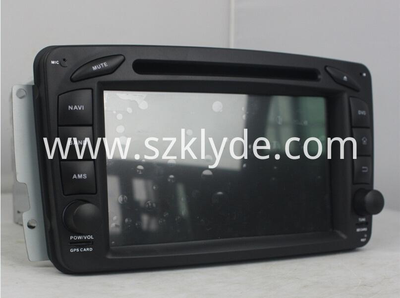 Benz Car DVD Multimedia