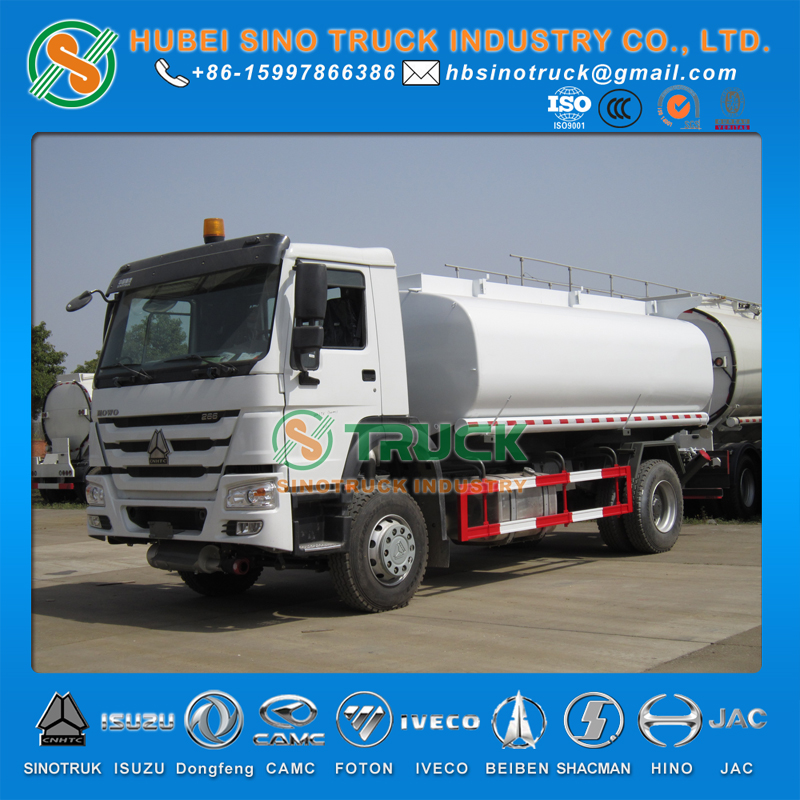15000L Water Bowser