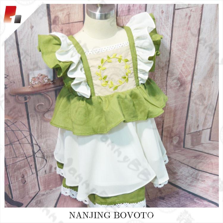 green chiffon dress01
