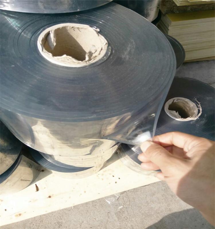 PVC Strip Curtain Film Roll