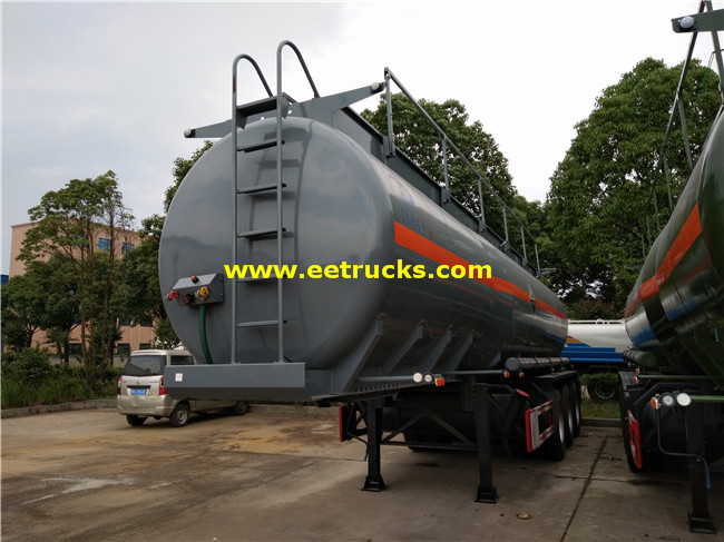 Glacial Acetic Acid Tank Trailers