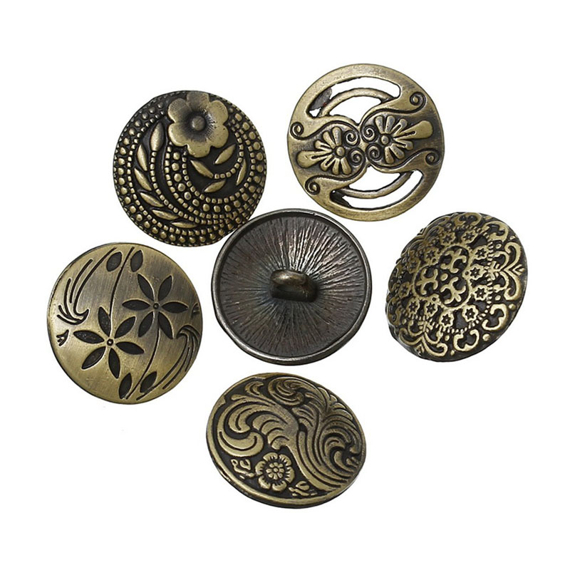 Round Sewing Buttons