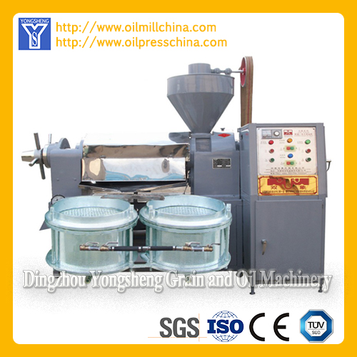 Oil Expeller with Filter