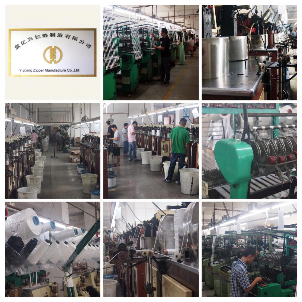 zipper factory