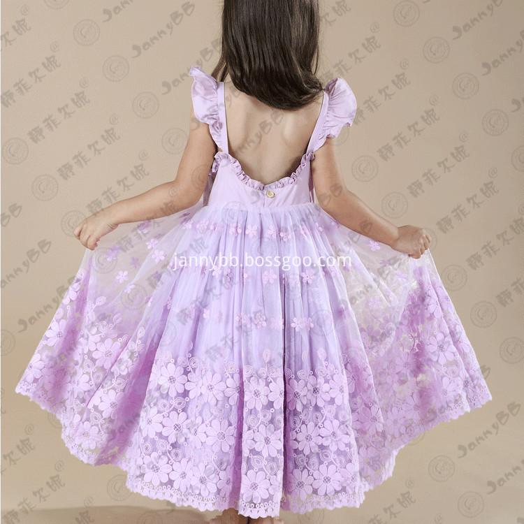girls maxi dress01