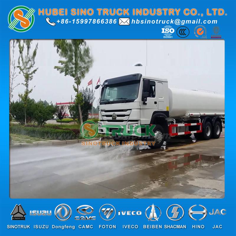 HOWO 20000L Water Tanker