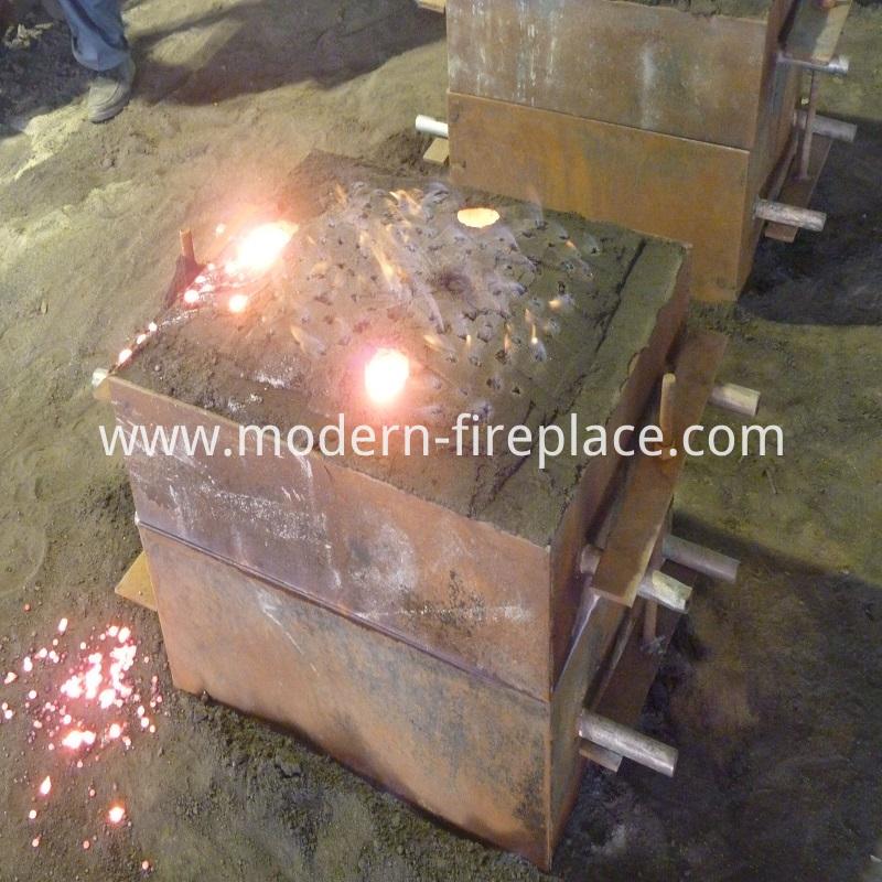 Cast Iron Wood Burning Stoves 125mm Flue