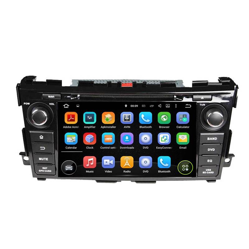 Tenna android auto radio