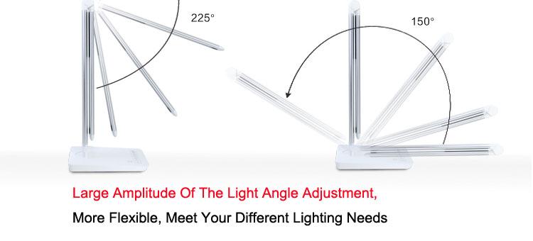 5 Brightness Level Lamp