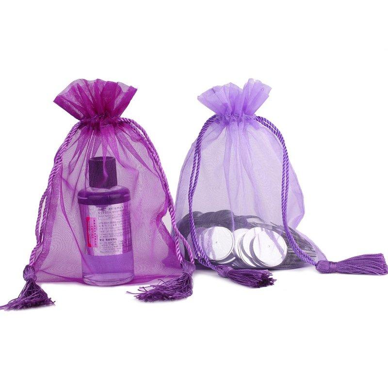 Tassels Organza Bag
