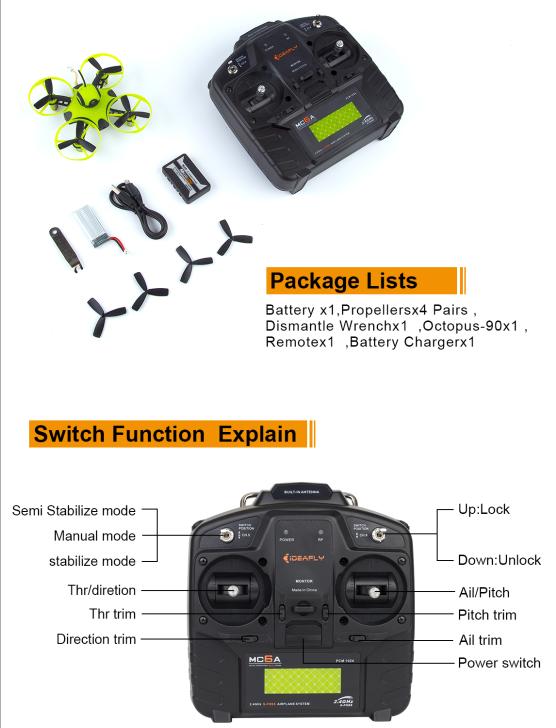 Educational Racing Drone