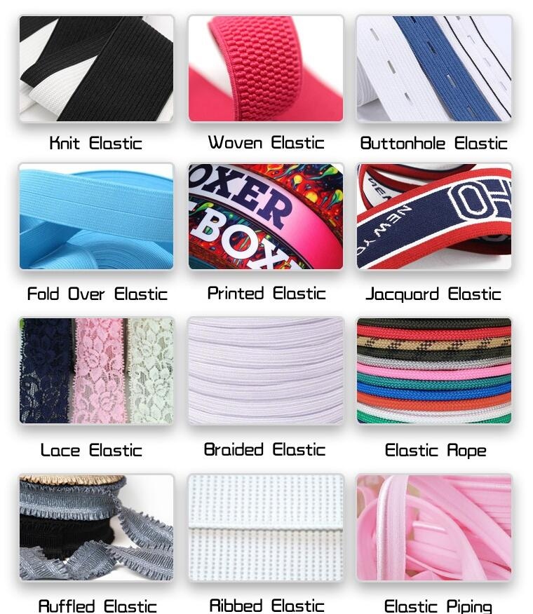 button elastic