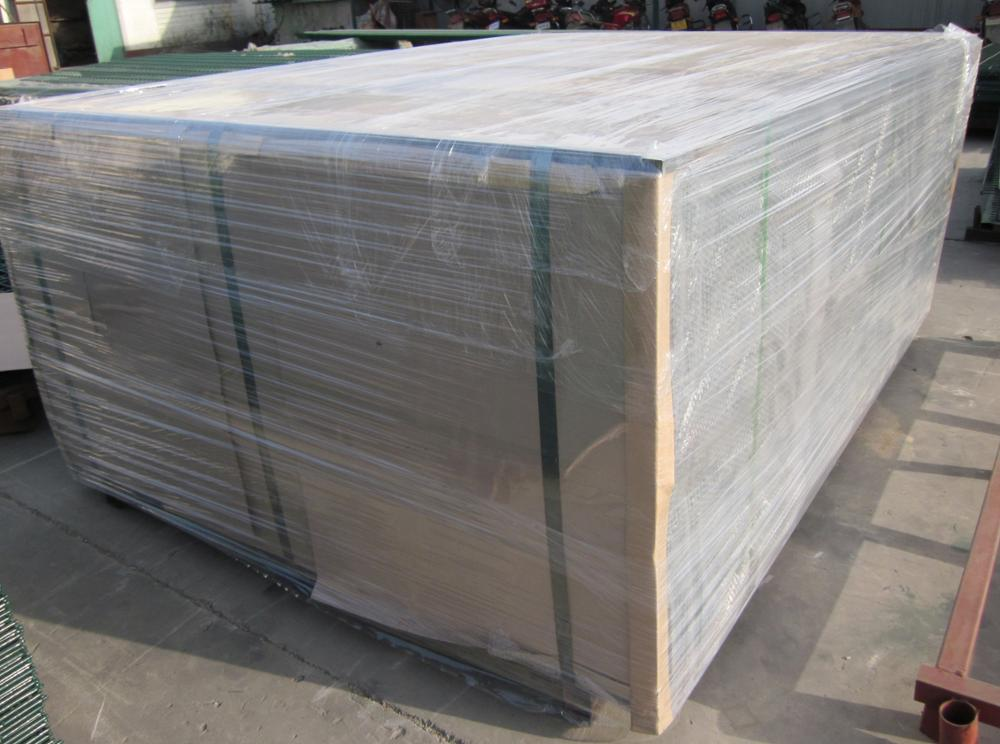 double wire mesh