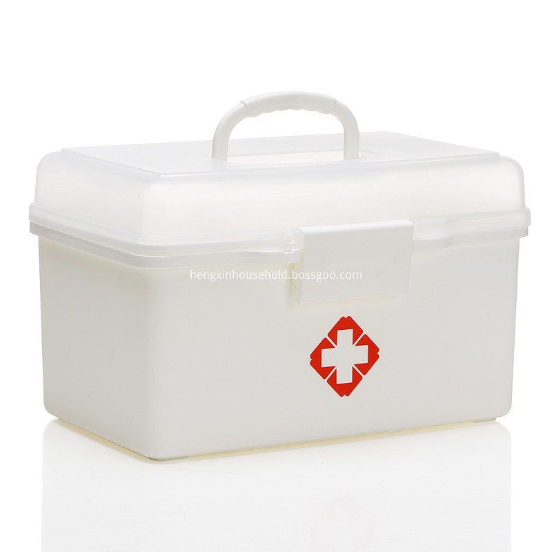 Portable First Aid Kit Health Box