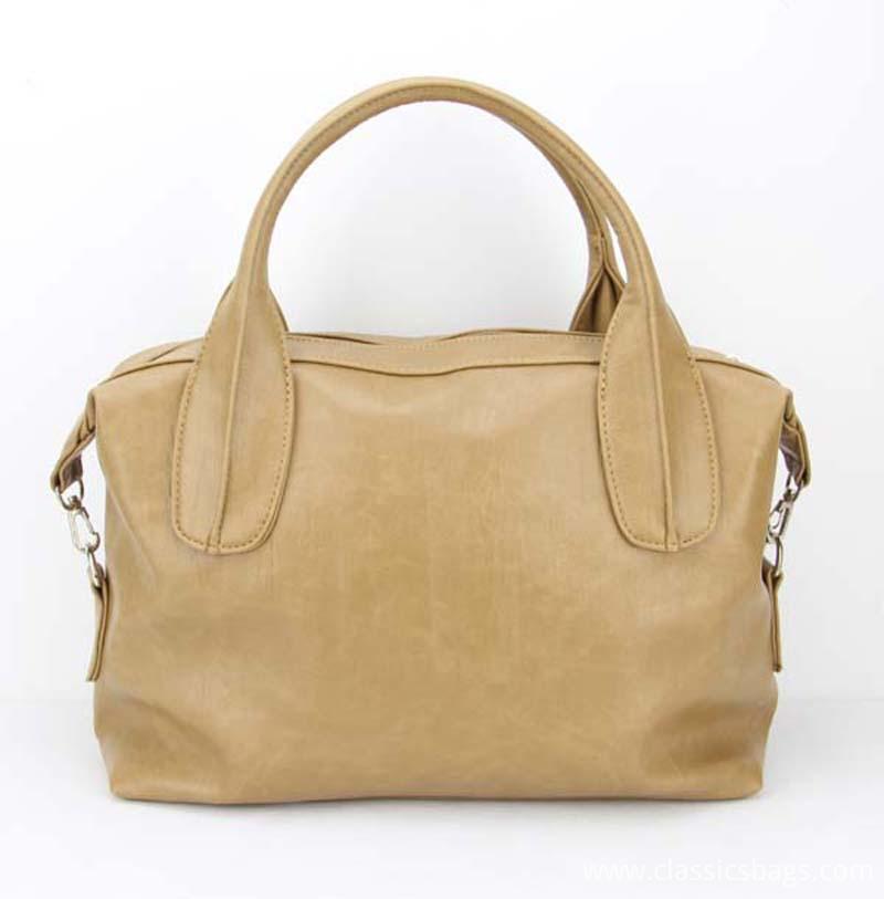 Shoulder Handbags Leather Dka 1311 H052 Khaki 6