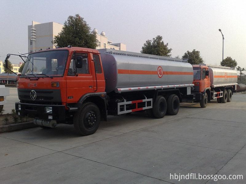 Oil Tank Truck 7