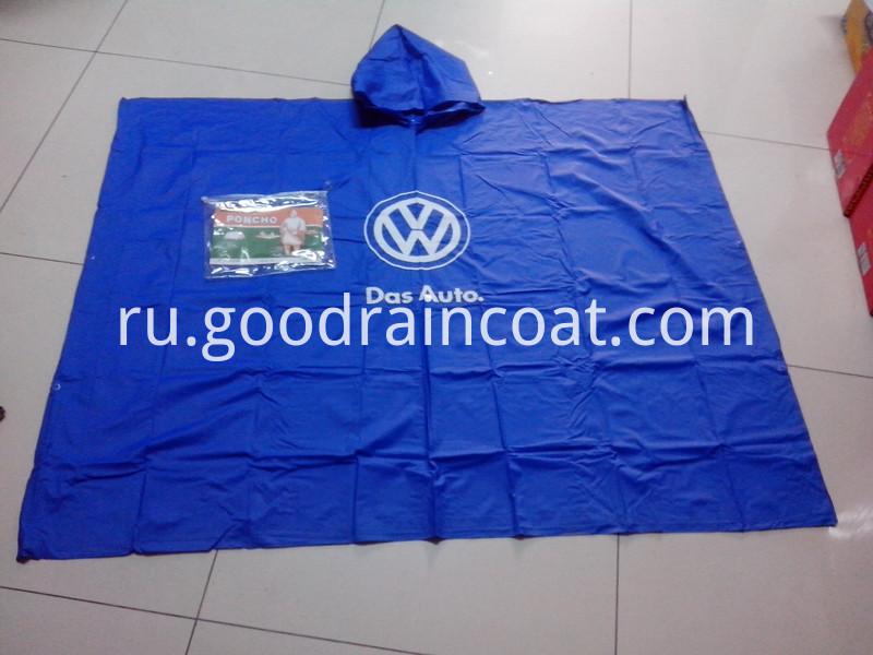 promotional cheap rain poncho
