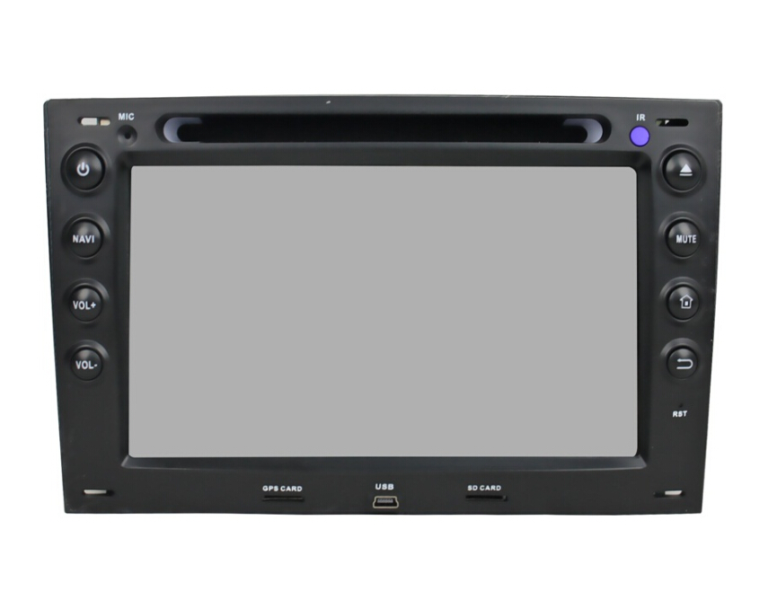 Android 7.1 system for Renault Magane 2003-2009