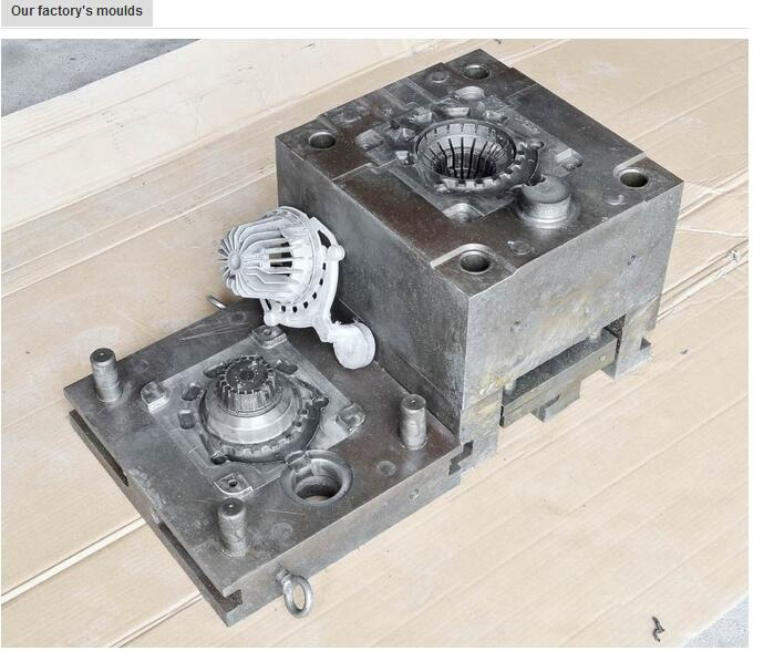 Our factory Moulds