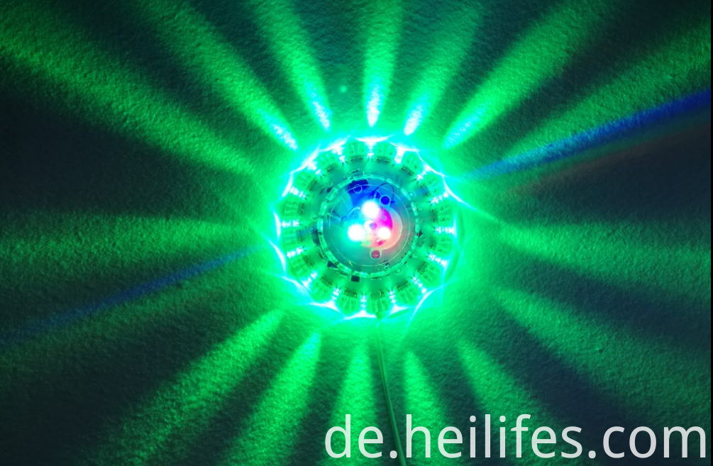 Toys for Gift of Crystal ball LED