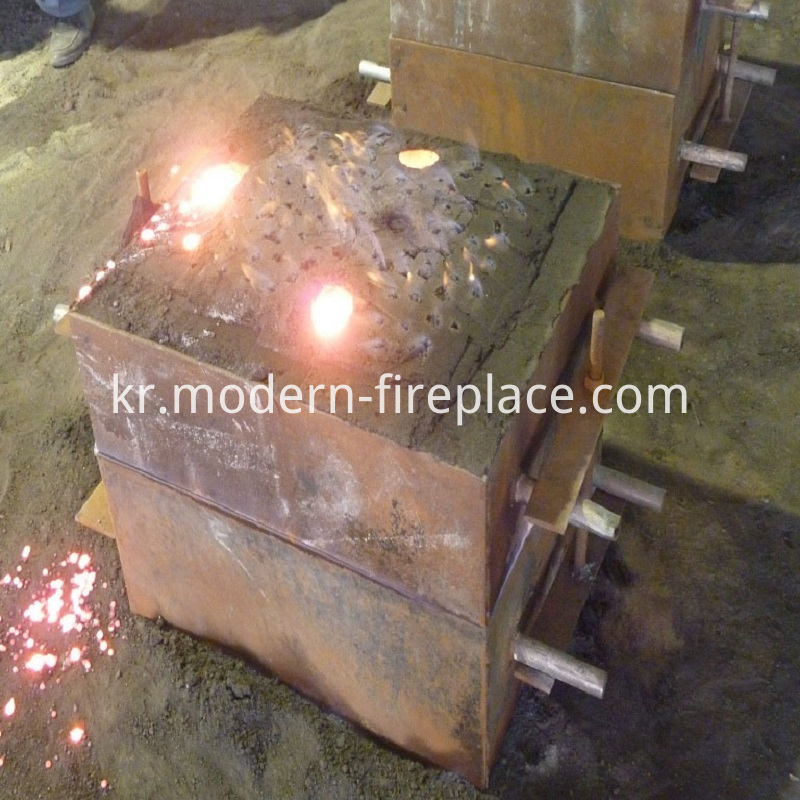 Wood Burning Fireplace Showrooms Producing