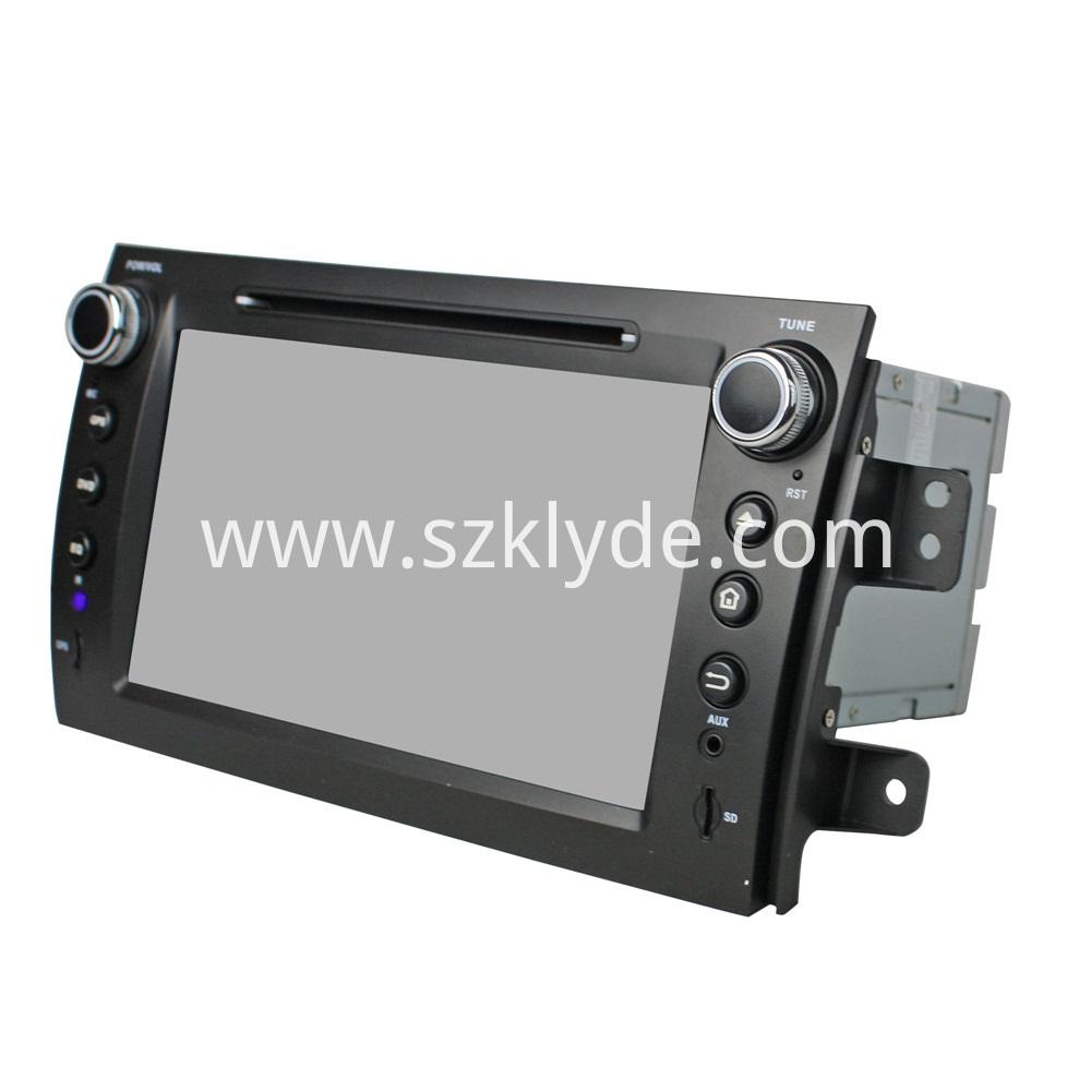 auto multimedia for SX4