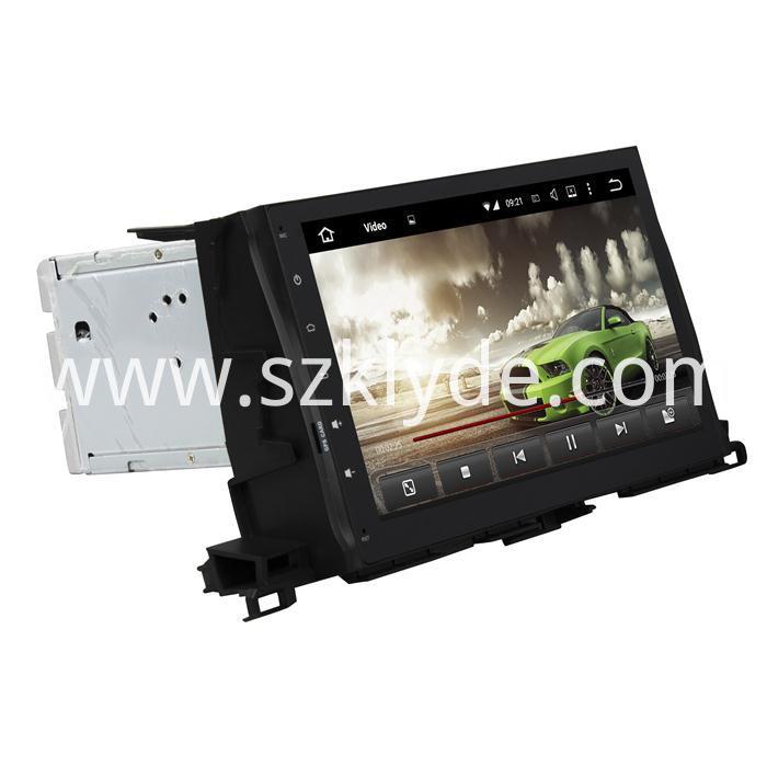 Car DVD Player for Highland 2015