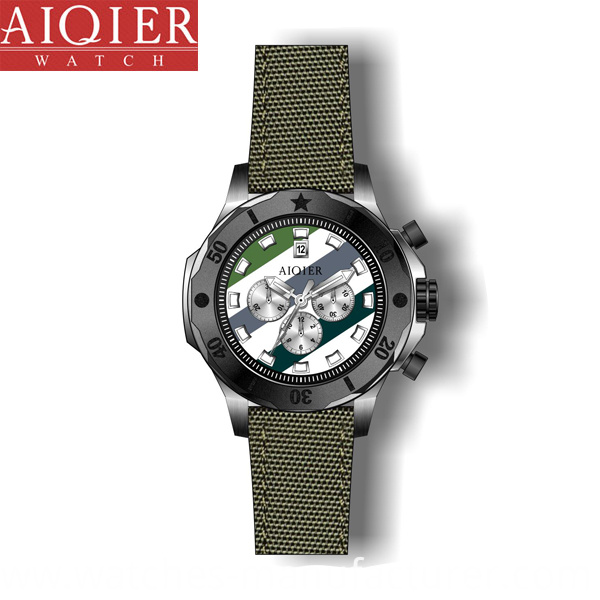 Waterproof Fashion Militarywatch