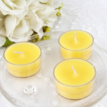 Scented Colored Single Tealights candle
