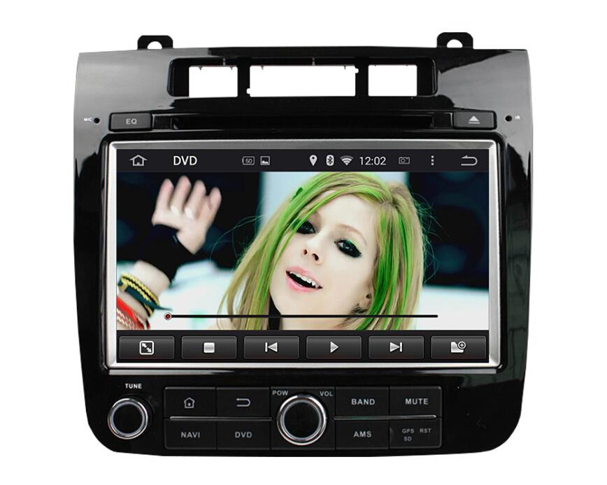 GPS Car Multimedia System For Touareg 2011-2014