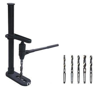 Manual Operated steel angle Drill