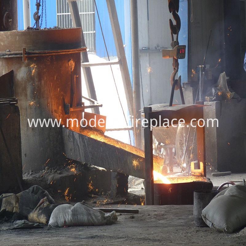 Fireplace Kits Wood Burning