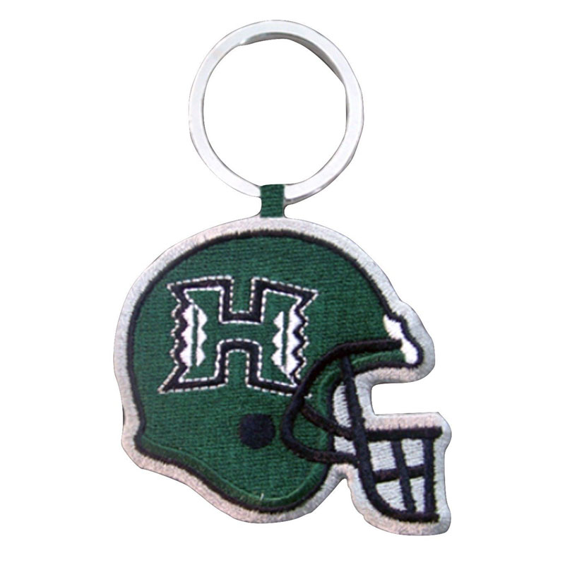 University of Hawaii Football Keychain