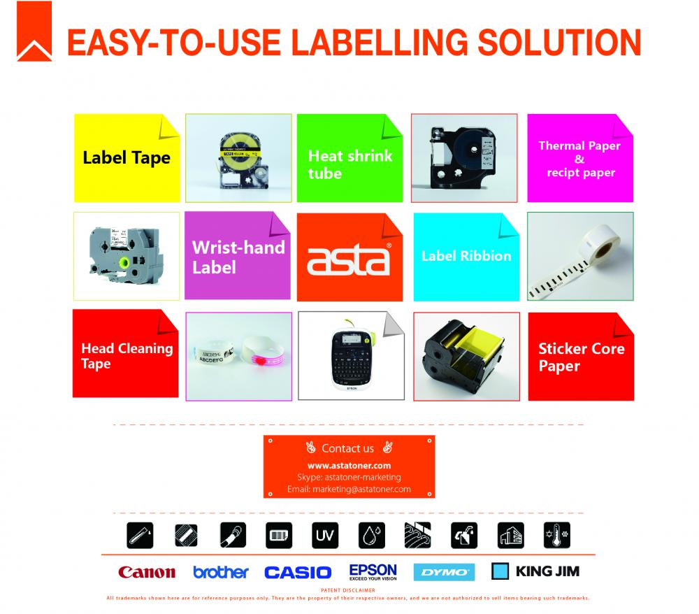 Label consumables