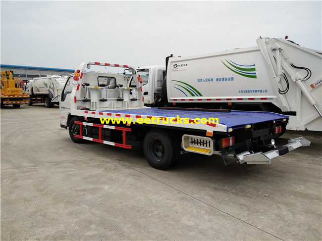 Road Wrecker Vehicle