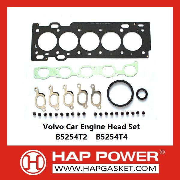 HAP-VO-S-009 Volvo Car Engine Head Set B5254T2, B5254T4