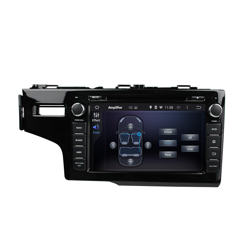 android 5.1 car DVD for Honda Fit 2014