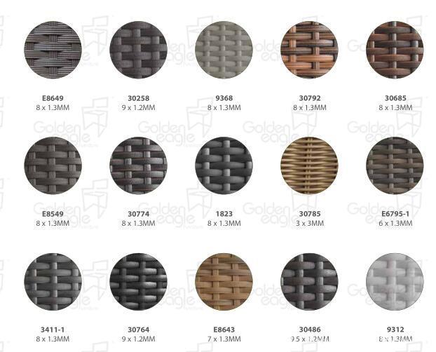 Rattan Furniture Color