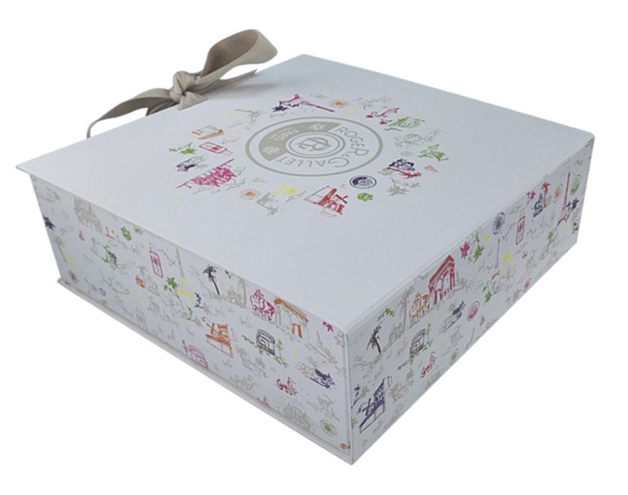 China Luxury Folding Custom Square Gift Box Manufacturers