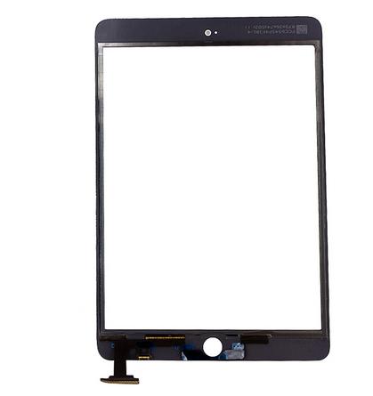 iPad mini touch screen black 1