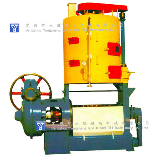 10T oil press