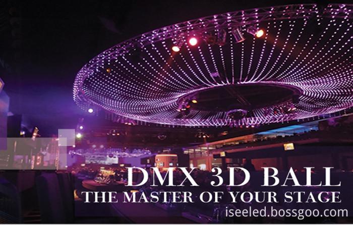 DMX 3D BALL