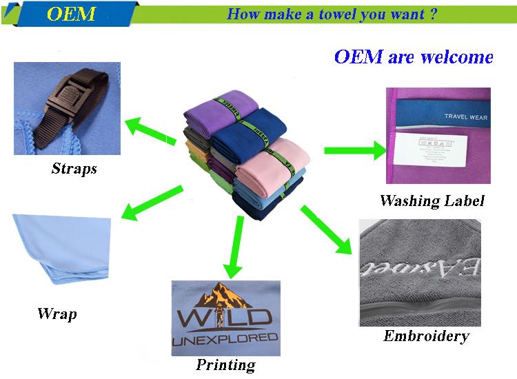 Oem Sports Towel