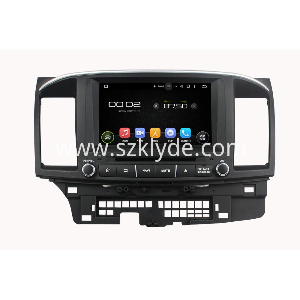 car audio system for Lancer 2014-2015