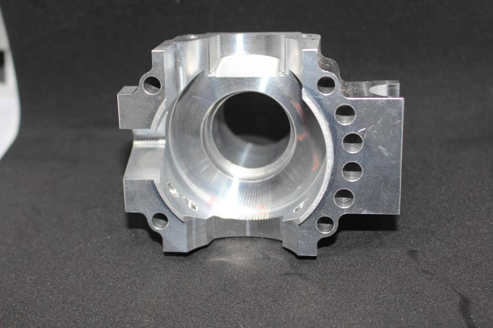Cnc Parts gear housing